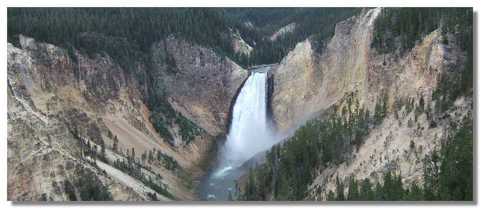 Parc de Yellowstone (Wyoming - USA)