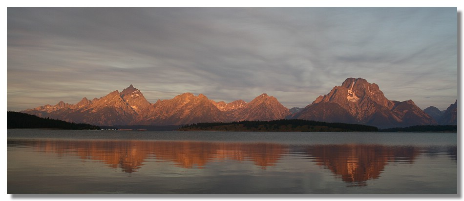 Parc de Grand Teton (Wyoming – USA)