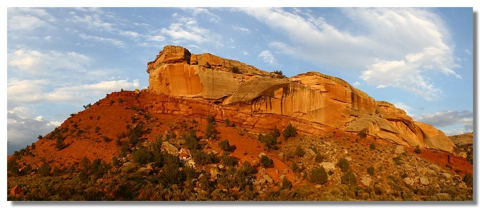 Environs de Vernal (Utah – USA)