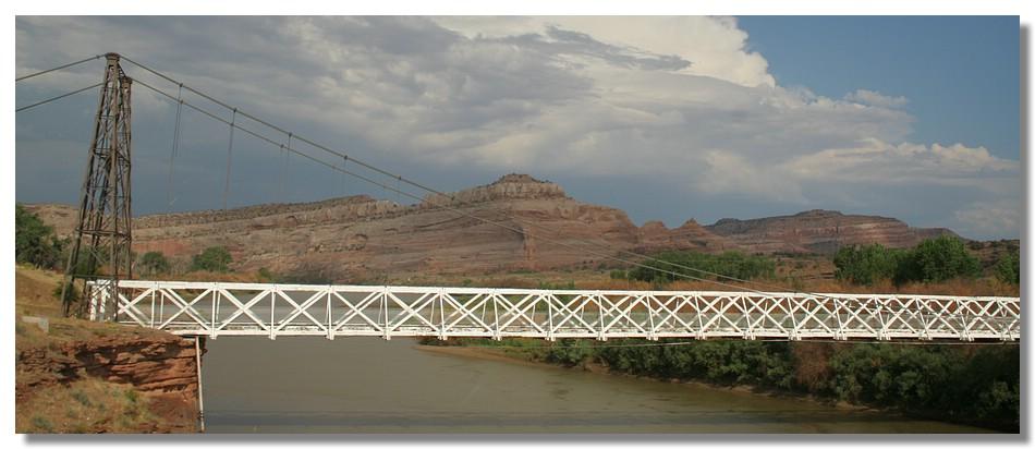 Environs de Moab (Utah – USA)