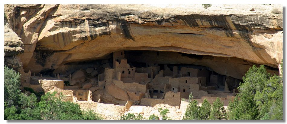Mesa Verde National Park (Colorado - USA)