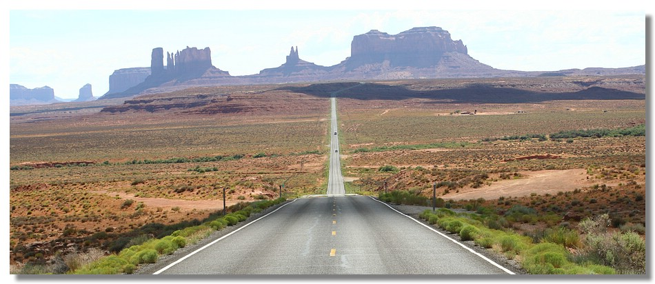 Monument Valley (Utah / Arizona – USA)