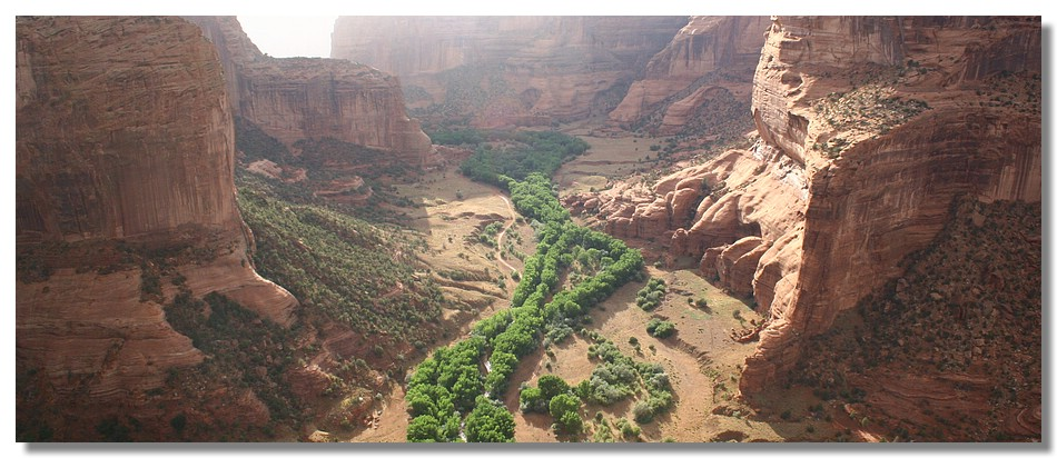 Canyon de Chelly (Arizona - USA)