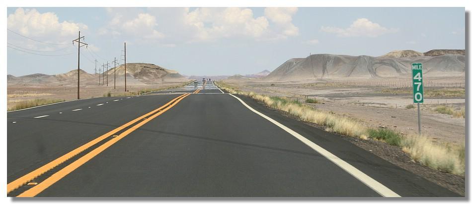 Route 89, mile 470 (Arizona – USA)