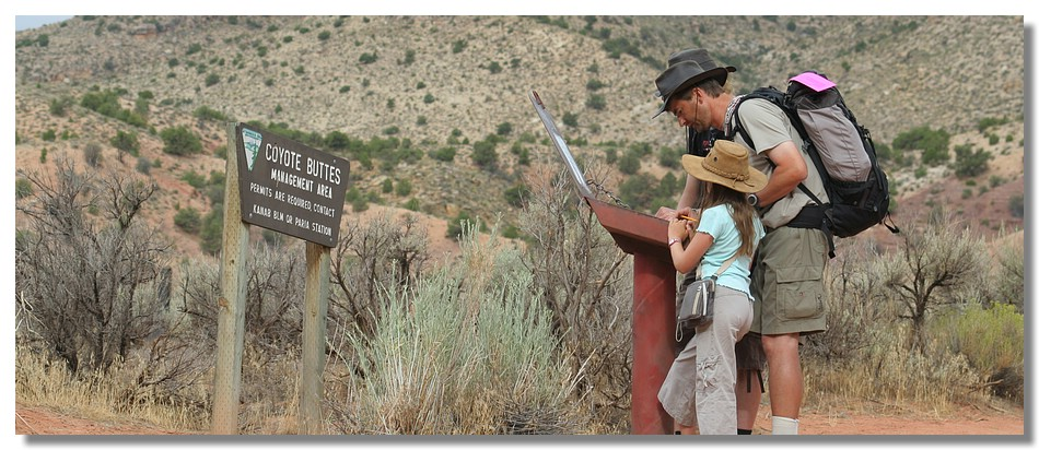 Coyote Buttes (Arizona – USA)