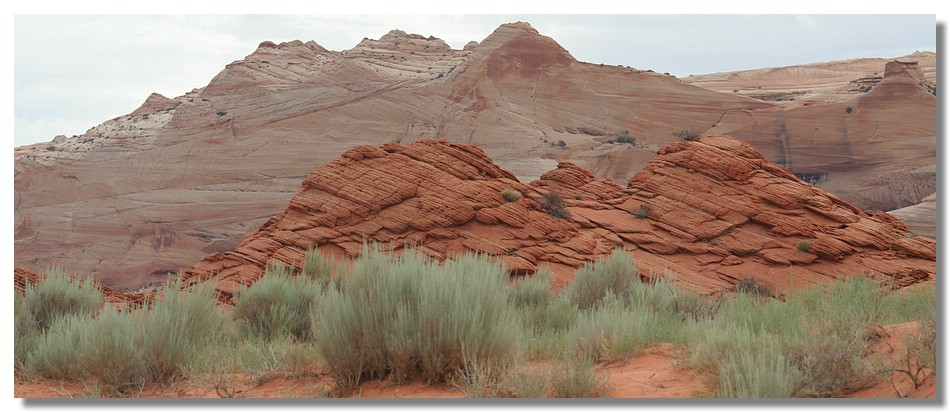 Coyote Buttes (Arizona – USA)