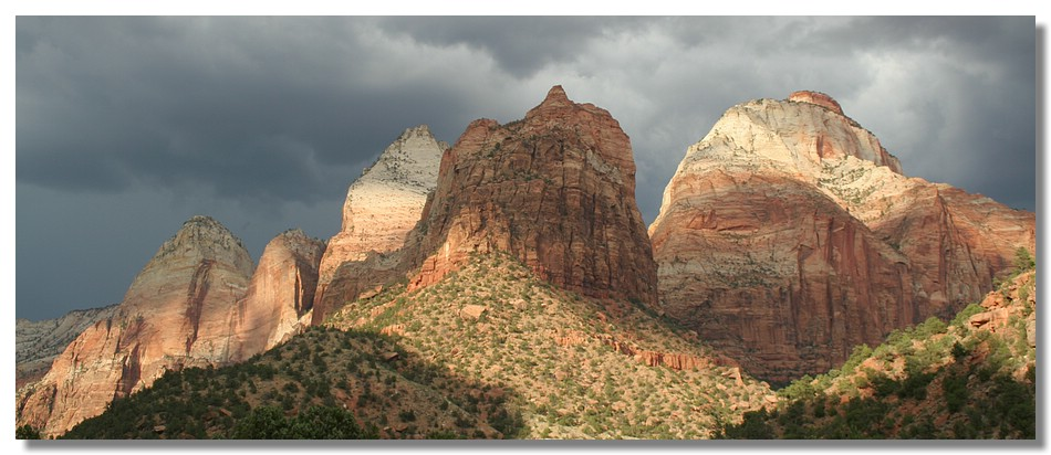 Zion National Park (Utah – USA)