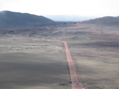 La plaine des sables (Réunion)