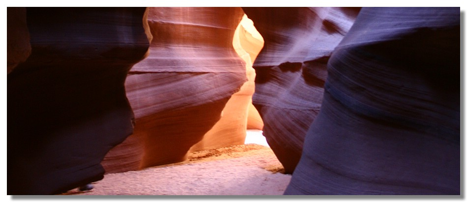 Antelope Canyon (Arizona – USA)