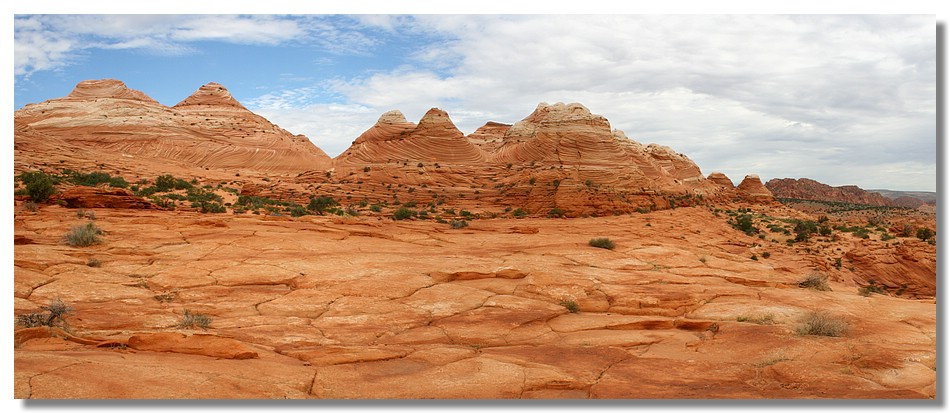 Coyote Buttes (Arizona - USA)