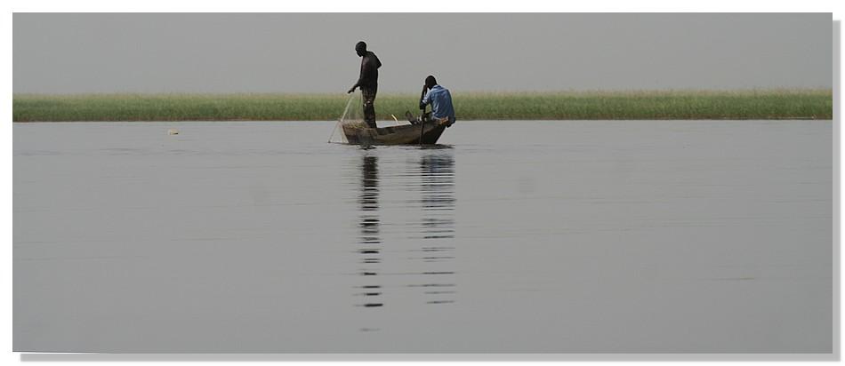 Fleuve Bani (Mali)