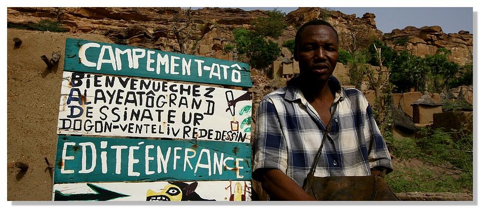 Yendouma Atô ( Mali )