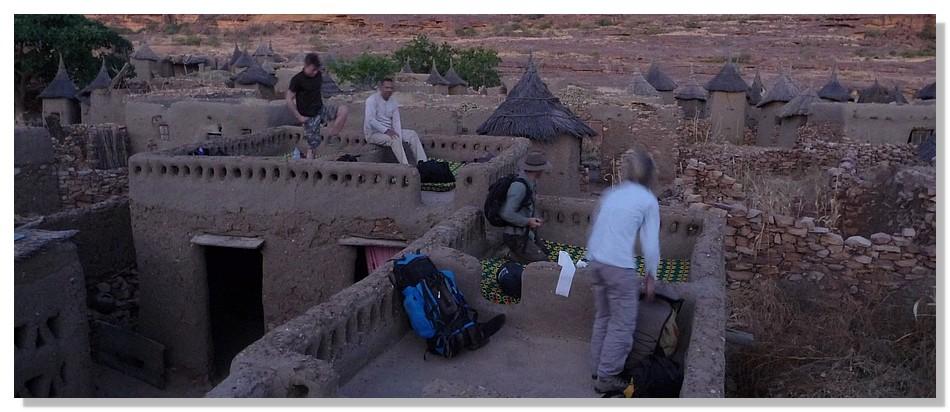 Falaise de Bandiagara (Mali)