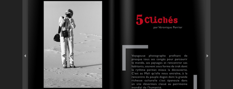 Portfolio de Véro sur le Mali dans Repérages Voyages