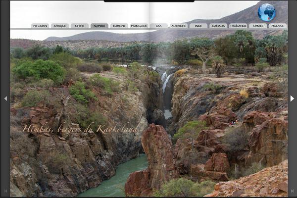 Le numéro 8 du magazine en ligne Repérages Voyages vient juste de paraître, et on y trouve un article signé VADO